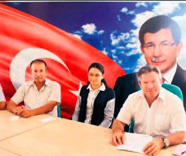 Fethiye'de AK Parti'de delege seçimi zamanı
