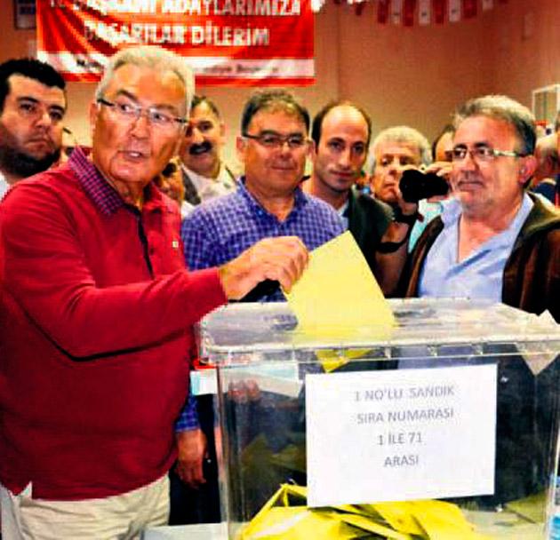 Baykal Antalya'da rövanşı aldı
