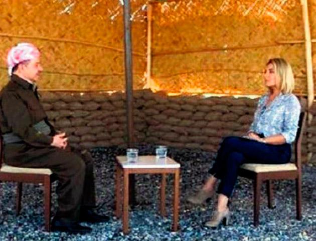 Barzani: Türkiye silah verdi, gizledik