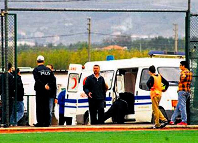 Ambulans S.O.S verdi
