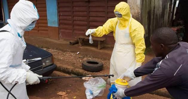 Ebola virüsü kan yoluyla bulaşıyor