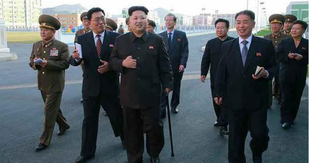 Kuzey Kore lideri ortaya çıktı