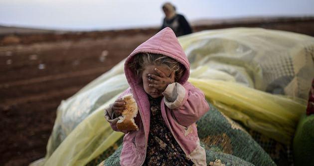 Dünyada 6 çocuktan biri aç