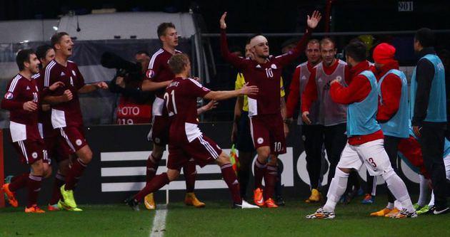 İlk golümüz Türkleri çıldırttı
