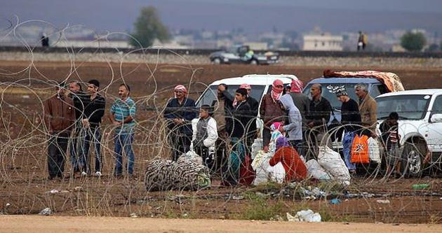 180 bin Kobanili yerinden oldu
