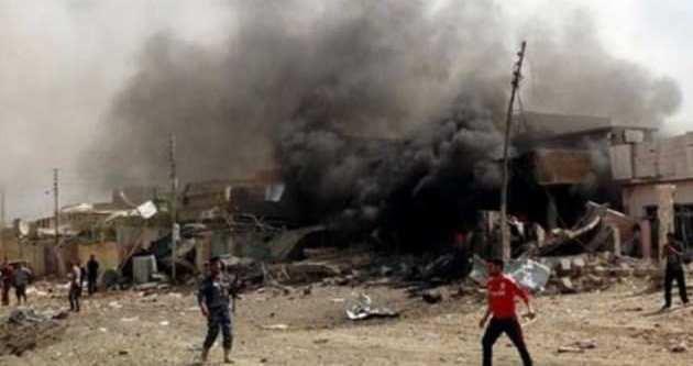 Afganistan'da havan mermisi patladı