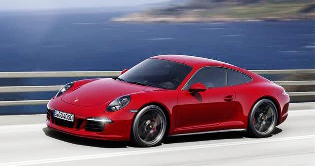 Porsche 911 GTS'ler gün yüzüne çıktı