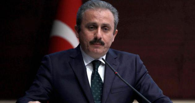 Mustafa Şentop: Yargıdaki paraleller men edilmeli