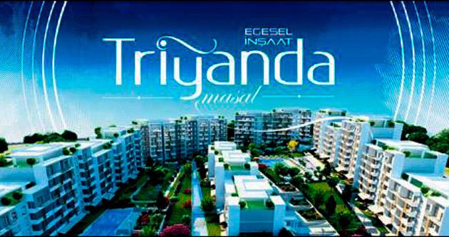 Triyanda Evleri görücüye çıkıyor