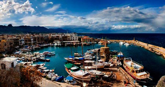 Akdeniz'in eğlence adası