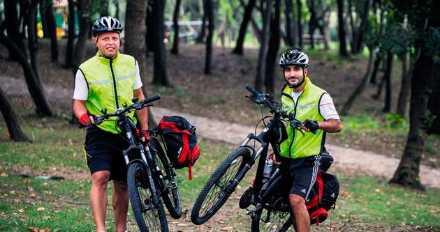 Barselona bisiklet cenneti Balkanların doğası ise bambaşka