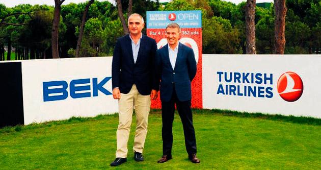Türkiye 'golfün zirvesine' aday