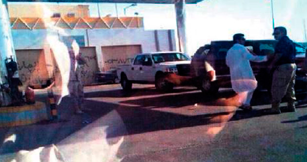 Suudi Arabistan'da ABD'lilere suikast