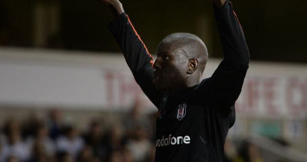 Beşiktaş'a Demba Ba müjdesi