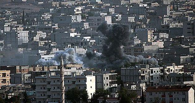 Kobani'de yaralananlar Türkiye'de tedavi ediliyor