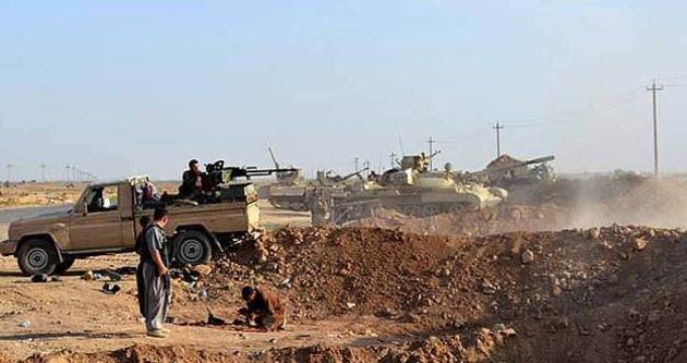 52 IŞİD militanı öldürüldü