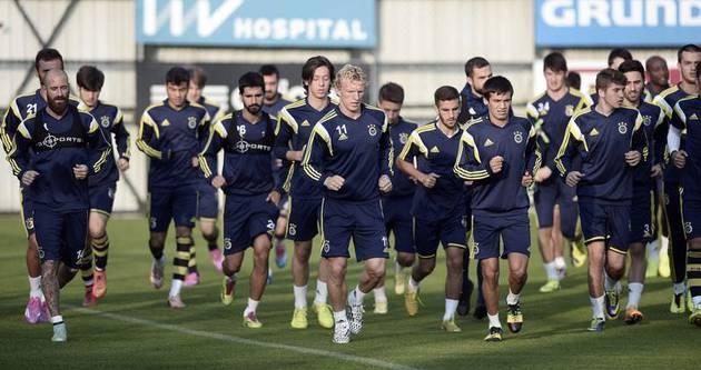 Fenerbahçe'de derbi öncesi çifte müjde