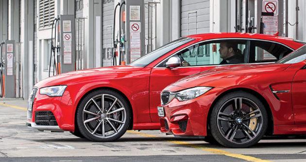 BMW-Audi kapışması