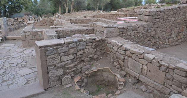 Manisa'nın büyüleyen antik kenti