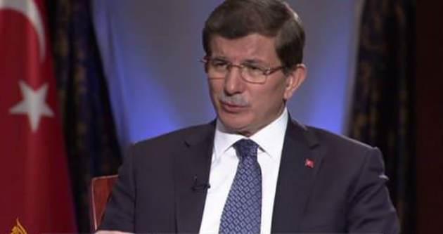 Davutoğlu: Kobani güvenli bölge ilan edilsin