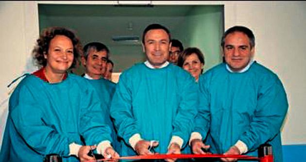 AÜ Hastanesi'ne yeni fiziki alanlar