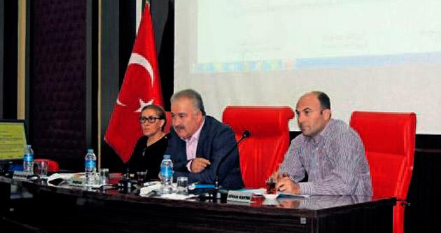 Aksu'nun bütçesi 64 milyon lira