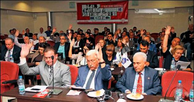 Karşıyaka'nın bütçesi 187 milyon lira oldu