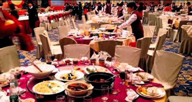 Çin'in yemek israfı üç Türkiye doyuruyor