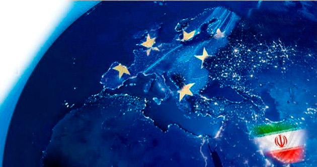 Avrupa-İran derin flörtte
