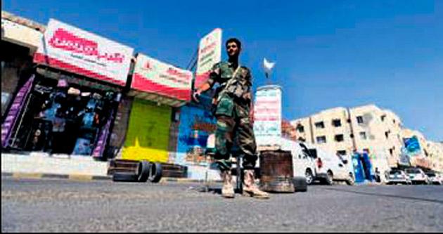 Yemen'de Husiler havaalanı işgal etti
