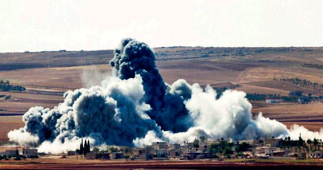 Sınır açıldı sadece 60 YPG'li Kobani'ye gitti