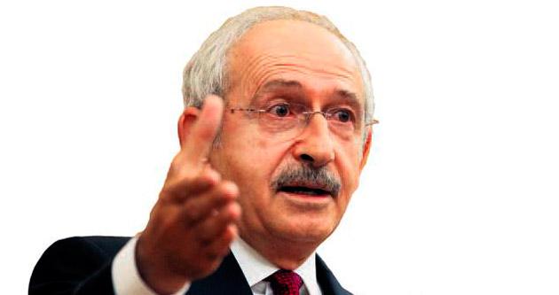 Kılıçdaroğlu'nu terör şüphelisi yapan, 25 Aralık savcısı çıktı