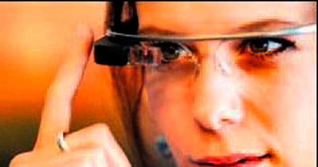 İlk Google Gözlük bağımlısı