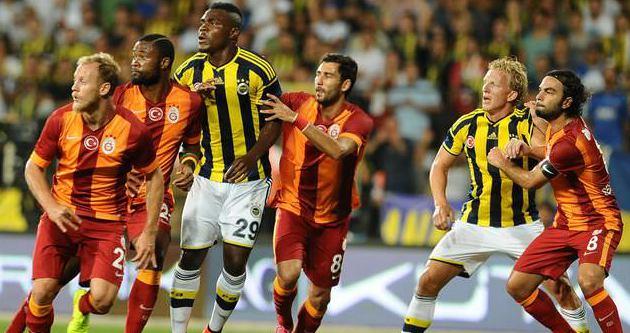Galatasaray ve Fenerbahçe'de derbi alarmı