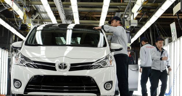 Toyota, Türkiye fabrikasını tanıttı