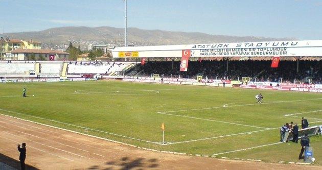 Elazığspor'dan Beşiktaş'a stat önerisi