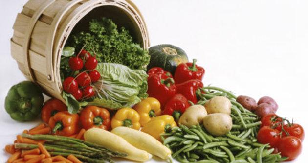 Hastalıkları önlemek için organik beslenin