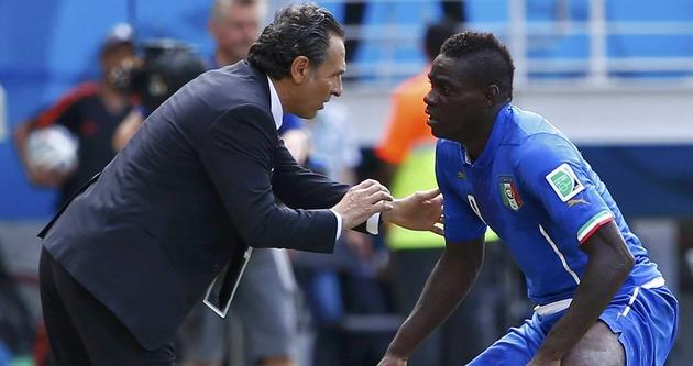 Balotelli: Prandelli adam değil!