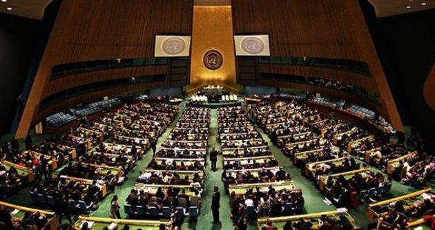 BM Güvenlik Konseyi'ne İspanya seçildi