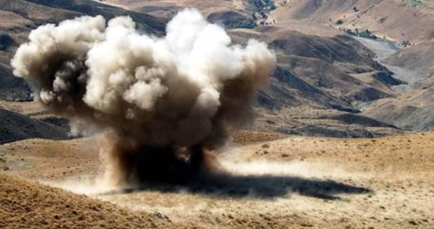 IŞİD kendi pususuna düştü