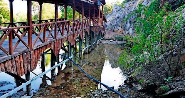 Ceyhan Nehri'nde kuraklık tehlikesi