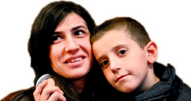 Kosovalı çocuğu Türkiye kurtardı