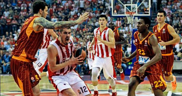 Aslan, Belgrad'dan çıkamadı