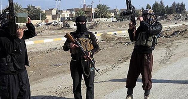 IŞID Irak'ta ilerliyor