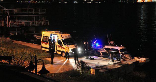 Boğaziçi Köprüsü'nden intihar eden şahsın cesedi bulundu