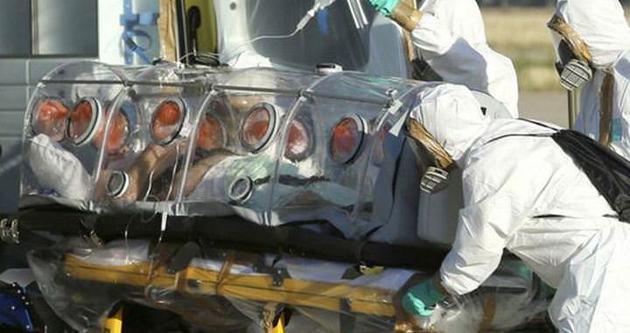Ebola sporu da vurdu