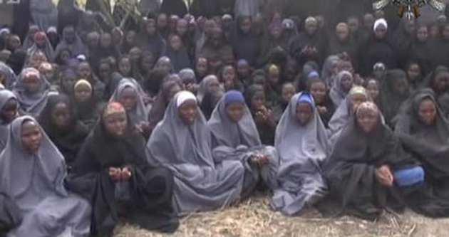 Kaçırılan 200 kız öğrenciden iyi haber