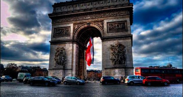 Paris'te kaza yapanı sigorta tanımıyor