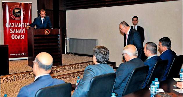 Konukoğlu: KOBİ'ler OSB'de toplanmalı