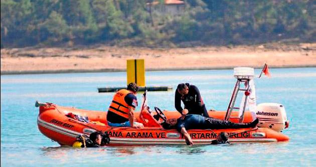 Afad ekipleri can kurtardı